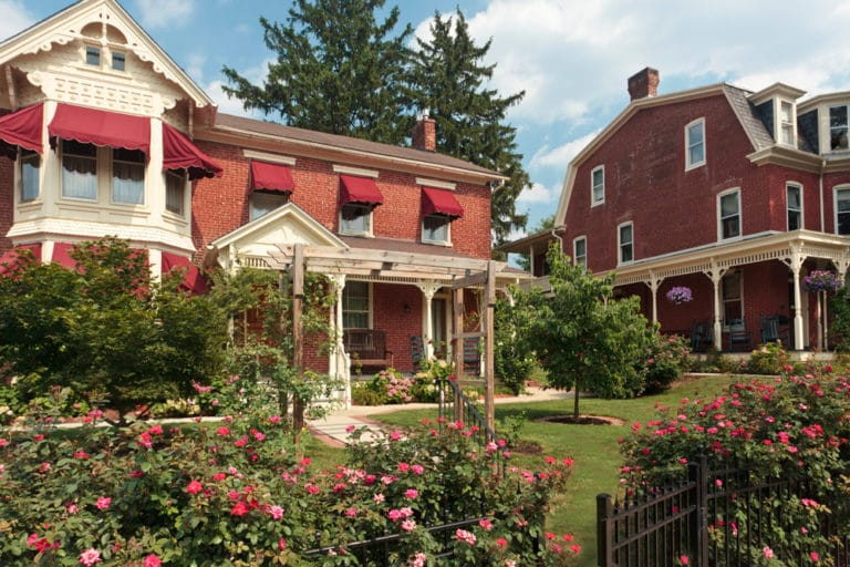 Brick House Inn B&B in Gettysburg, Pennsylvania