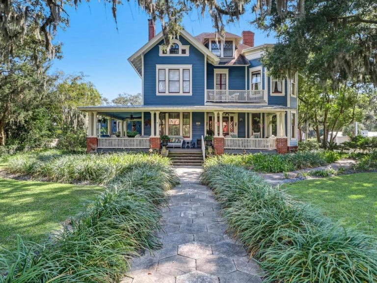 Hoyt House Bed & Breakfast in Amelia Island, Florida